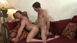 PrideStudios.com - Tattooed Johnny Parker gets plowing hard