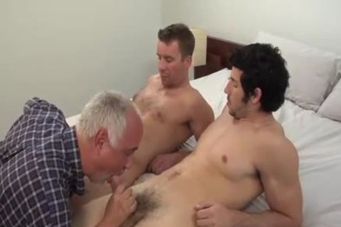 Jake Cruise, Leo Giamani And Jesse Dalton (LJWJ P1)