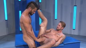 Raging Stallion - Huge dick Wesley Woods anal
