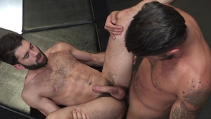 Raging Stallion - Hairy Tegan Zayne with Adam Ramzi rimming