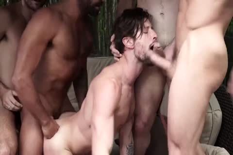 Fire Island Sex Party