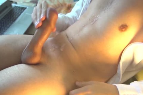 that guy Jerks Off A dick Everywhere Anywhere. Large Selection Of Cumshots