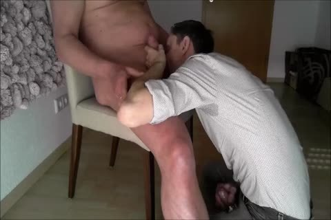An older chap acquires A hot suck job-stimulation And I swallow