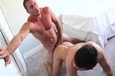 Derek Jones Eats Zach Douglas arse And pokes Him
