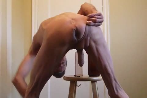 extreme knob and ass Play